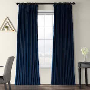 Velvet Blackout Curtains