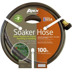 Burst Pressure (psi): 120 in Garden Hoses