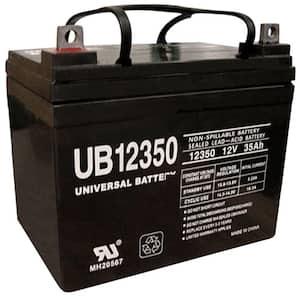 Lawn Mower in Batteries