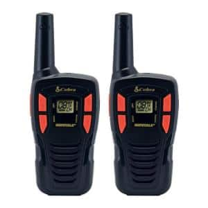 $20 - $30 in Walkie Talkies