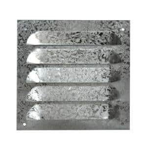 Grille in Wall Vents