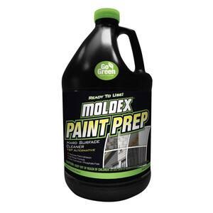 Paint Prep & Cleanup