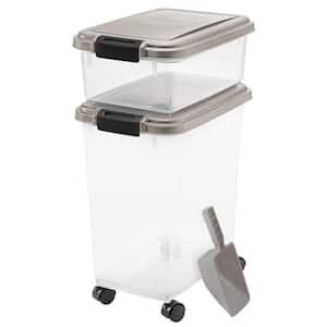 Storage Capacity: 33 QT-Quart