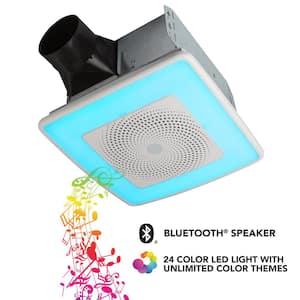 Bluetooth Enabled in Bath Fans