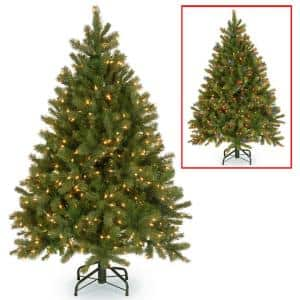 Artificial Tree Size (ft.): 4 ft in Artificial Christmas Trees