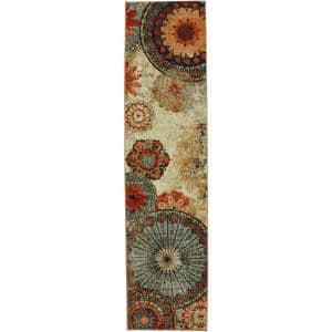 Approximate Rug Size (ft.): 2 X 8