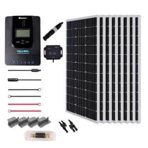 Shed in Solar Panel Kits