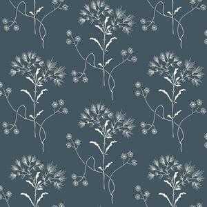 Blue in Wallpaper