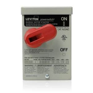 Leviton in Temporary Power & Disconnects