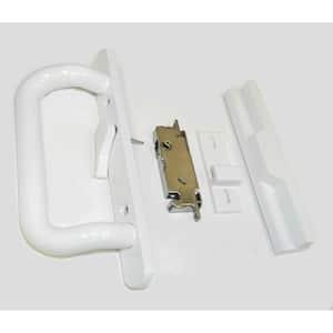 Interior/Exterior in Sliding Door Locks