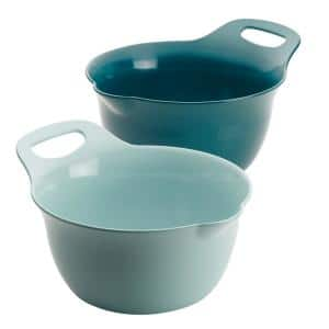 Melamine in Mixing Bowls