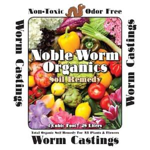 Noble Worm Organics in Organic Soil Amendments