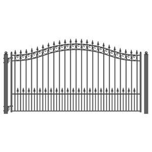 Nominal gate width (ft.): 14