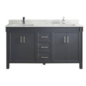 Gray in Bathroom Vanities