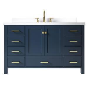 Blue in Bathroom Vanities