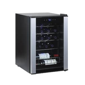 Bottle Storage Capacity: 20 - 40