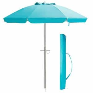 Umbrella Canopy Diameter (ft.): 6.5 ft.