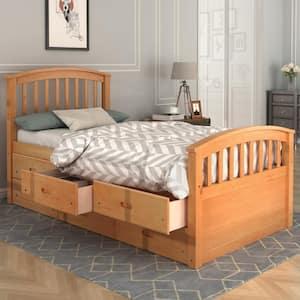 Bed Frame Mounted