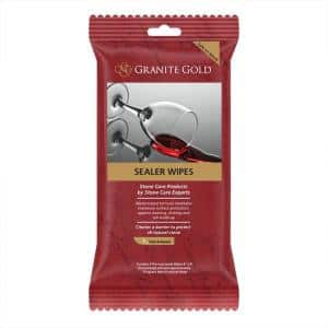 Granite in Cleaning Supplies