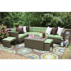 Green in Patio Furniture