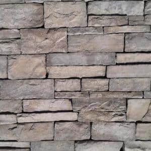 Manufactured Stone Siding