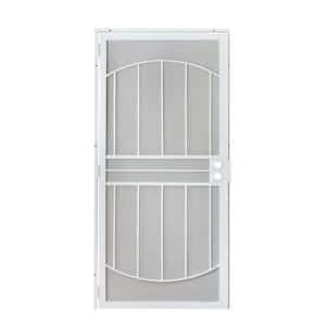 Door Size (WxH) in.: 36 x 80 in Security Doors