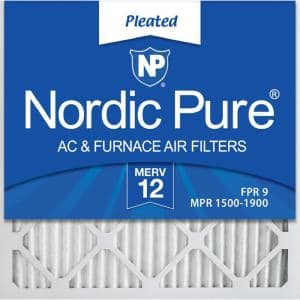 Air Filter Size: 25x25