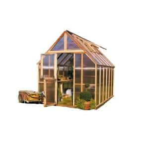 Wood in Greenhouses