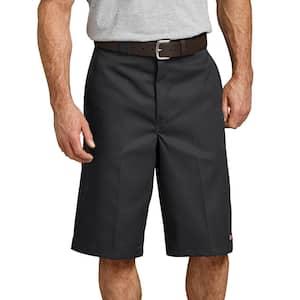 Inseam: 13 in Work Shorts