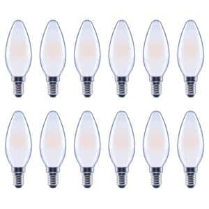 Wattage Equivalence: 40 Watts in EcoSmart Light Bulbs