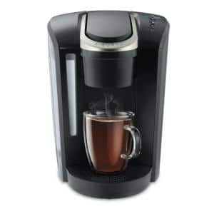 Single Serve in Coffee Makers