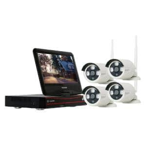 Wireless Cameras in Security Camera Systems
