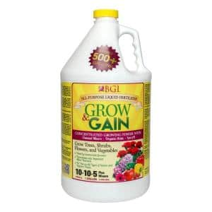 Liquid Fertilizer in Hydroponic Gardening