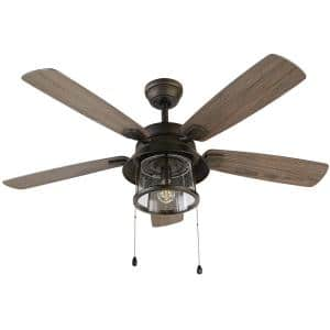 Outdoor in Ceiling Fans With Lights