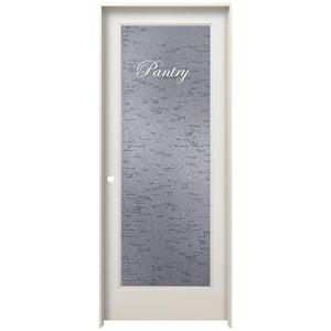 Door Size (WxH) in.: 24 x 80