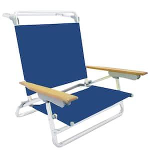 Folding in Beach Chairs
