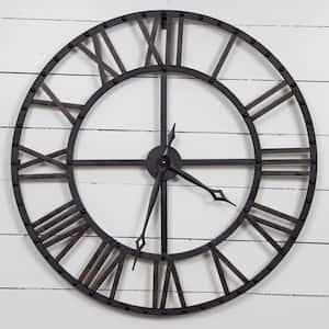 Clock Width: Oversized (32+ in.)
