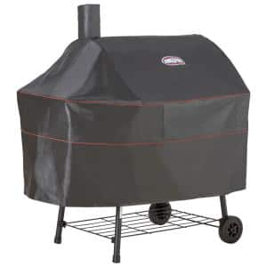 Barrel smoker in Grill Covers