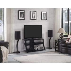 Maximum Television Size (in.): 40 - 60 in TV Stands