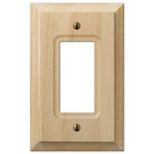 Wood in Wall Plates