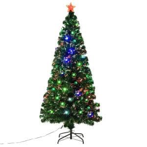 Collapsible in Artificial Christmas Trees