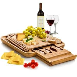 Cheese Board with Tools