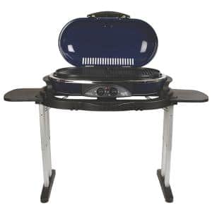 Grease Pan in Portable Grills