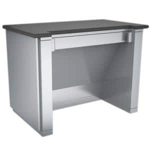 Stainless Steel in Outdoor Kitchen Cabinets