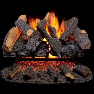 Duluth Forge in Gas Fireplace Logs