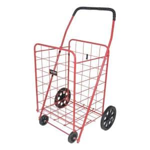Load Runner in Janitorial Carts