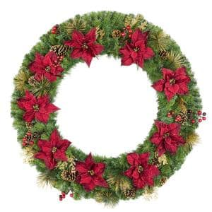 Wreath Diameter (In.): Over 48 Inches
