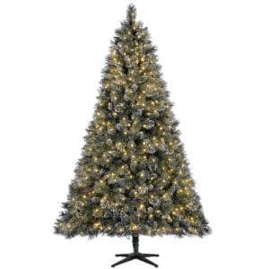 Artificial Tree Size (ft.): 7.5 ft in Artificial Christmas Trees