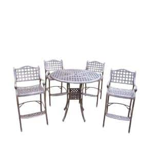 Seating Capacity: Seats 5 People