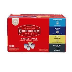 Community Coffee beverages